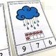 Spring Ten Frame Task Cards