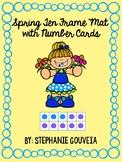 Spring Ten Frames to 20 Center