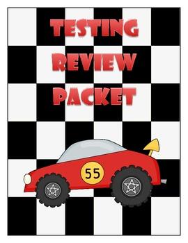 Spring Testing Packet