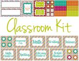 Spring Theme Classroom Kit