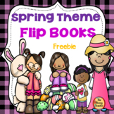 Spring Theme Flip Books