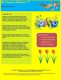 Spring Theme Lesson Plan
