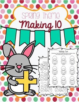 Spring Theme Making 10