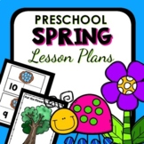 Spring Theme Preschool Lesson Plans -Spring Activities