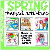 Pre-K Spring Themed Activities
