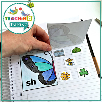 Spring Articulation Activities for Notebooks