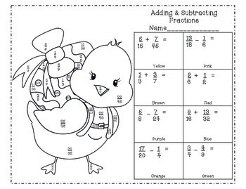 winter coloring pages math fractions - photo#41