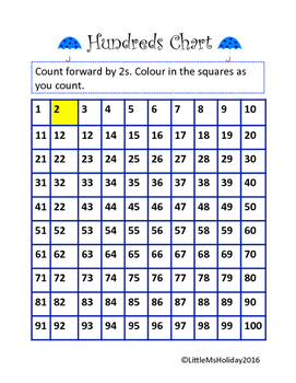 Spring Themed Grade 2 Math Number Sense And Numeration