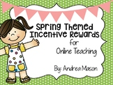 Spring Themed Incentive Rewards for Online Teaching (VIPKid)