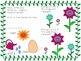 Spring-Themed Interactive Sight Word Activity Book