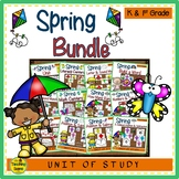 Spring Themed Literacy & Math Bundle