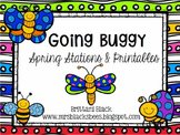 Spring Stations and Printables