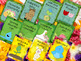 Spring Movement Cards for Preschool and Brain Break