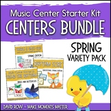Spring Themed Music Center Starter Kit - Variety Pack Bundle