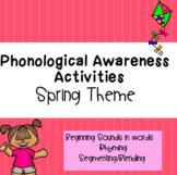 Spring Themed Phonological Awareness