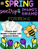Spring Themed Poetry and Reader's Theater Rotations (RL3.5