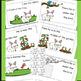 Spring Activities Positional Word Emergent Reader Bundle,
