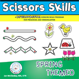 #sale Fine Motor Spring Themed Scissors Skills Activities