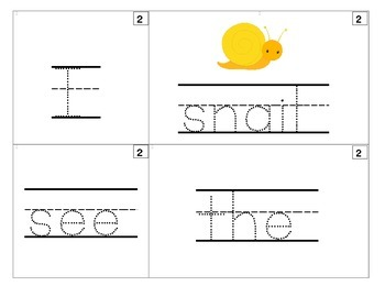 Spring Themed Sentence builder for pocket chart with recording sheet included