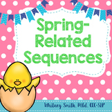 Spring-Themed Sequences