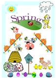 Spring Themed Stationary