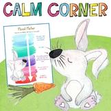 Spring Theme Calm Down Corner