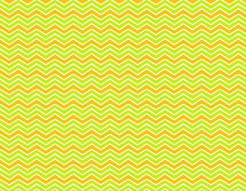 Spring-Themed Wacky Chevrons