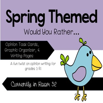 Spring Themed Would You Rather