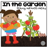 Spring Things: A Bundle of Literacy and Math Centers for P