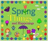 Spring Things and Happenings
