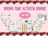 Spring Time Activity BUNDLE