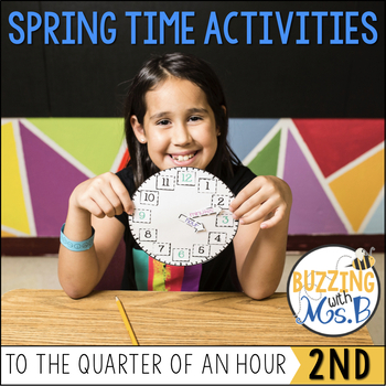 Spring Time Activity Pack: to fifteen minutes