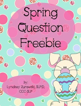 Spring Time Freebie