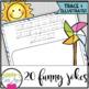 Spring Time Fun CURSIVE Joke Book