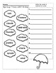 Spring Time Fun - Math and Literacy Packet