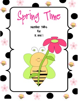 Spring Time Fun: Number Talks
