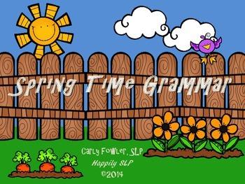 Spring Time Grammar
