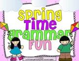 Spring Time Grammar Fun