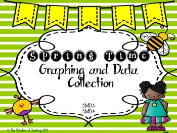 Spring Time Graphing and Data Collection