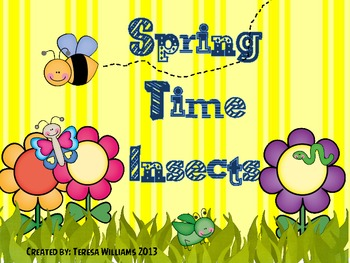 Spring Time Insects
