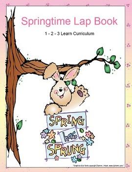 Spring Time Lapbook