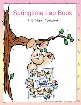 Spring Time Lapbook