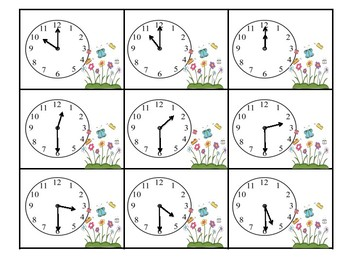 Spring Time Match
