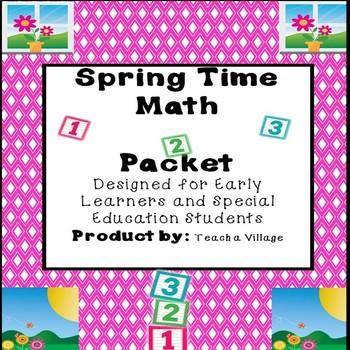 Spring Time Math