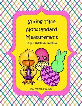 Spring Time Nonstandard Measurement