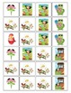 Spring Time Patterning Play Game - Kindergarten Common Cor