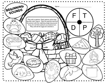 Spring Time-Review Time  **2 partner activities. **2 independent activities.