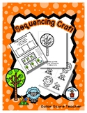 Spring Time - Sequencing Reader Mat & Craft Page