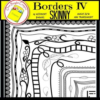 Borders IV Thin