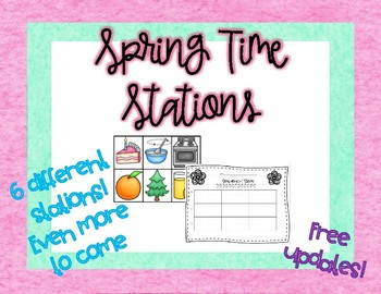 Spring Time Stations